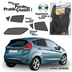 Renault Clio Symbol Sedan Perde 2011-2013 3+2 Cam :: GURAYAVM