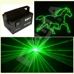380.00$  Watch now - http://aliymr.worldwells.pw/go.php?t=32682515891 - Programmable Laser Light Show System with 520nm GreenLaser, Custom Animations lazer