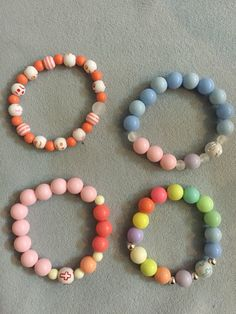 DIY Kids Rosary bracelets #DIY #rosary #bracelets #kidsaccessories # plasticbids