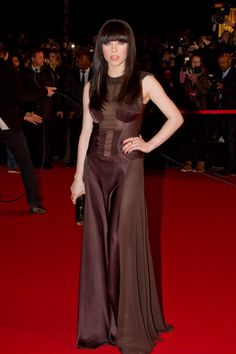 Awesome Fashion & Style for  Carly Rae Jepsen Wearing Izmaylova  NRJ Music Awards 2013 .   4 Hi-Resolution images in gallery.