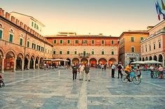 Ascoli Piceno in Le Marche - Italy Travel