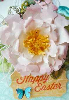 Marion Smith Designs: Easter Basket by Tonya Gibbs