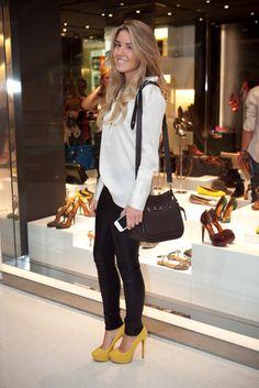 Look de Raquel Mattar do blog Las Minas