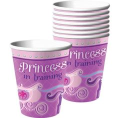 Sofia the First Cups 8ct - Party City