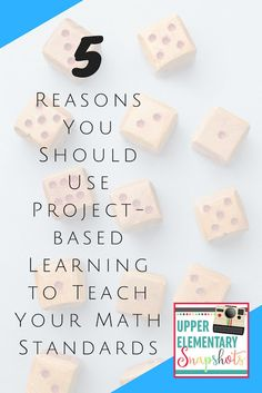 Project-based learning Math
