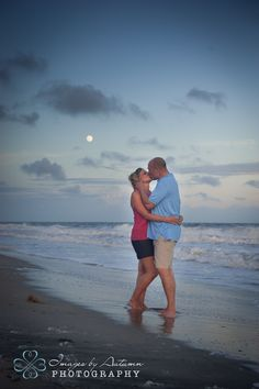 Engagement Session Atlantic Beach, NC Images by Autumn www.imagesbyautumn.com