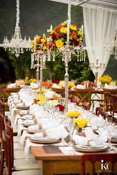 Casamento no Campo super elegante!!