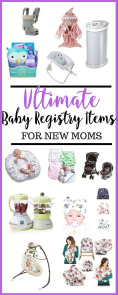 Natural Baby Products A Non-Toxic Baby Registry Checklist - baby registry checklists