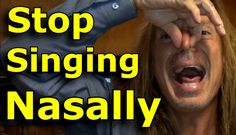 Free Singing Tips / Stop Singing Nasally / AMAZING!   Ken Tamplin Vocal ...