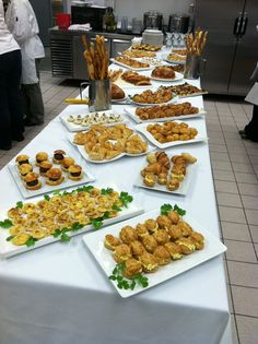 HORS D OEUVRE | The Hors D'Oeuvres Buffet (or, The End Is Here)