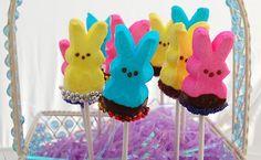 Easter Fun...Dipped Peeps!
