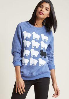 Only Ewe Sweatshirt