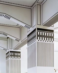 Otto Wagner - Post Office Savings Bank Building in Vienna. Arquitectura. Secesión Vienesa. Otto Wagner