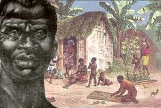 Zumbi: - Marília, o Quilombo dos Palmares foi um dos mais importantes quilombos do Período Colonial da História do Brasil.  Marília: - E onde ele se desenvolveu?