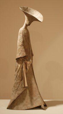 Mistress of the Ca D'Oro. Philip Jackson sculpture.