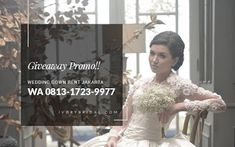22 Best Gaun Pengantin Sederhana Images Bridal Gowns Engagement