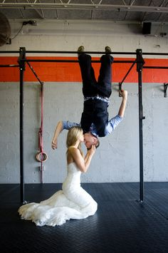 Crossfit Wedding