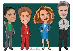 Candidatos no período das eleições! Se, Comentários!