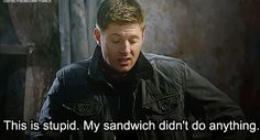 Actual lines from Supernatural - Imgur