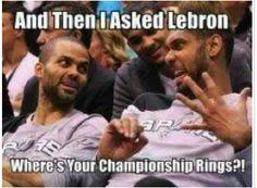 Not a huge basketball fan...but a Texan must be a Spurs fan <3
