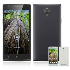 """HTM A7 5.0"""" Capacitive Screen Android 4.0 SC6825 Dual-Core 1.2GHz Smartphone w/ Dual-camea WIFI (512 ROM) - Assorted Color"""