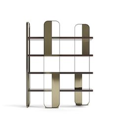 Oxford - Capital Collection Wooden Shelves, Wooden Frames, Gala Design, Italian Furniture Brands, The Dorchester, Wardrobe Design Bedroom, Open Cabinets, Creative Labs, Steel Panels