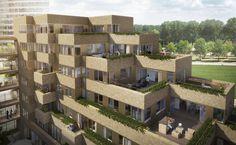 Start bouw Amsterdams woonblok Opzuid - PhotoID