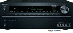 Onkyo TX-NR626 7.2-Channel Network Audio/Video Receiver (Black).