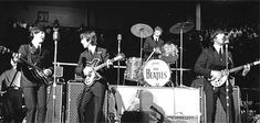 Olympia Stadium, Detroit, 6th September, 1964.