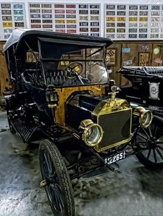 1914 Ford Model T Touring Car | Flickr - Photo Sharing!