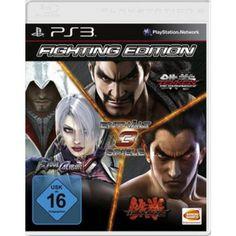 Fighting Edition  PS3 in Actionspiele FSK 16, Spiele und Games in Online Shop http://Spiel.Zone