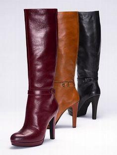 Jessica Simpson® Khalen Leather Boot #VictoriasSecret http://www.victoriassecret.com/shoes/all-boots/khalen-leather-boot-jessica-simpson?ProductID=70932=OLS?cm_mmc=pinterest-_-product-_-x-_-x