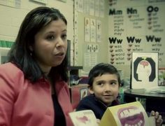 """Daniela Robles' story is detailed in the film """"Mitchell 20"""" - showing how she led most of the teachers at Mitchell Elementary School in Phoenix to attempt National Board Certification as a way to improve their teaching and their students' learning."""