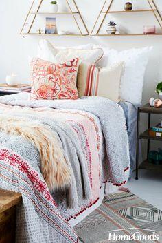 203 Best Bedding images in 2019 | Bedroom ideas, Dorm ideas, Dream Rooms