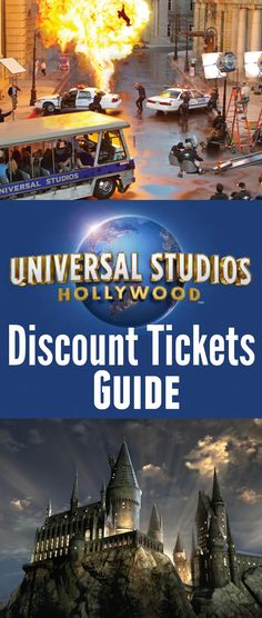 Tickets to Universal Studios ™, Islands of Adventure ™ and Universal's Volcano Bay ™ make for great vacations, so get whisked away into a world of wonder, adventure and excitement at Universal .