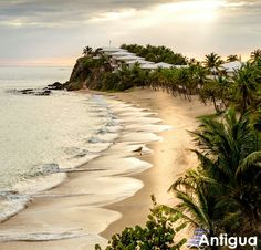 Are you ready to view the stunning sunsets over Antigua's beaches? barretttravel.globaltravel.com pamelabarrett22@gmail.com
