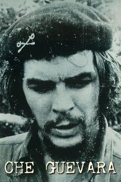 Che Guevara, portræt, S/H, Kunst, Plakat, Tryk Posters på AllPosters.dk
