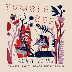 Tumble Bee - Laura Veirs (Disco) - infanmusic | infanmusic