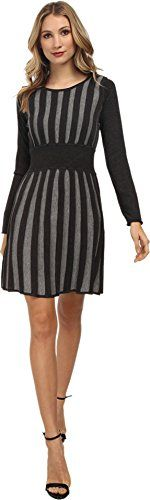 Casual Dresses, Dresses For Work, Calvin Klein Dress, Tin, Charcoal, Flare, Best Deals, Long Sleeve, Sweaters