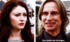 I hope Rumbelle isn't gone forever ;_; Belle needs her happy ending
