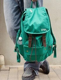the ordinary backpack in green leaf. lovee itttt