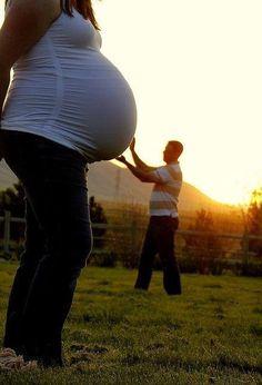 Pregnancy picture idea