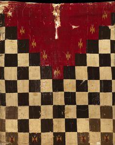 Inca Textile. Lima Region, Peru. 1400s.