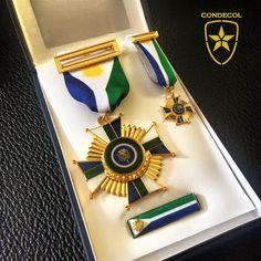 Medalla Alcaldía de Miraflores. Departamento del Guaviare. Colombia.