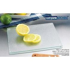 COMPLETE KIT CUTTING BOARD