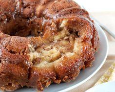 cinnamon pecan swirl monkey bread