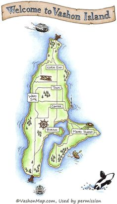 Bike Vashon Island!