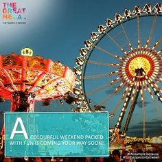 Can't wait to see you there this #November at The Great Mela because #lifeisamela and #itallhappensinbetween