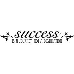 Giant leaps to Success...: Success is a JOURNEY!