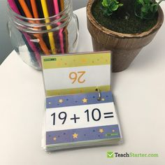 22 Maths Mentals Classroom Games and Teaching Resources Addition Flashcards, Student Numbers, Classroom Games, Pencil And Paper, Number Sense, Teaching Resources, The 100, Activities, Mental Maths